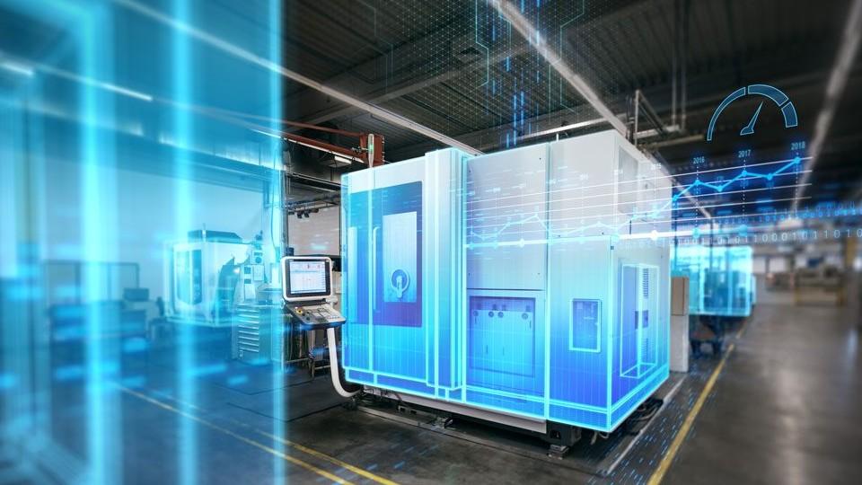 Digitalisierung im Machine Tool Manufacturing