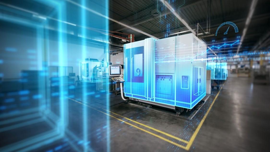 Key visual CNC Shopfloor Management Software