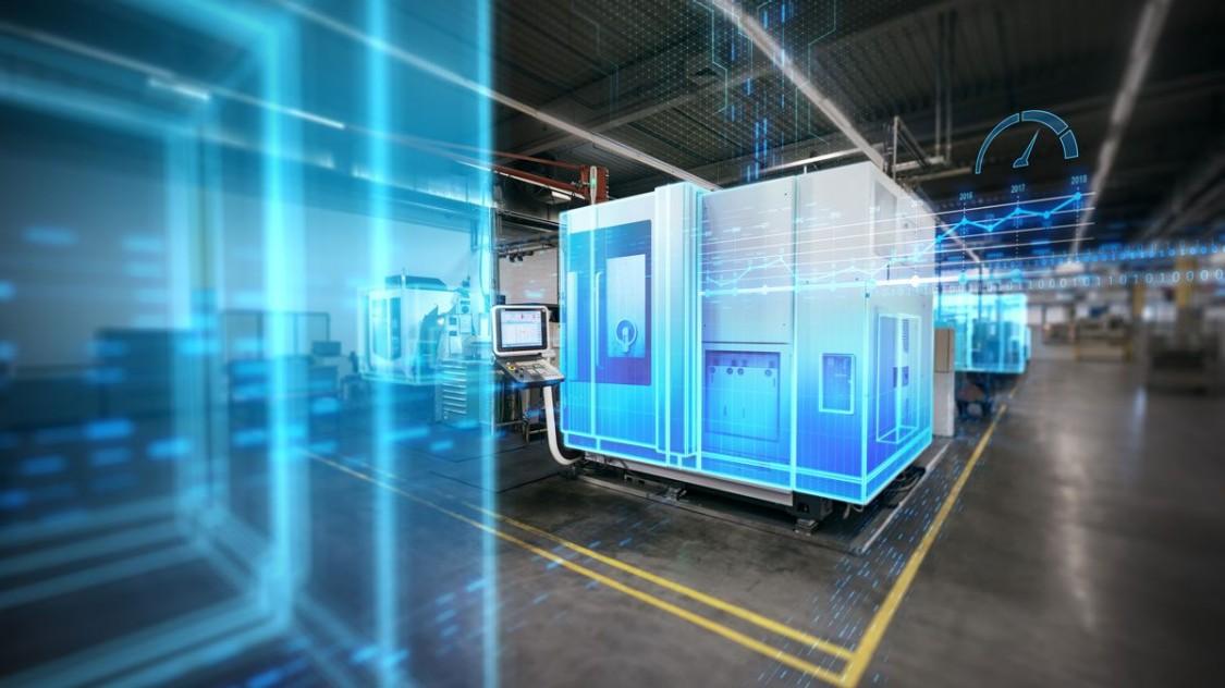 Digitalization in machine tool industry