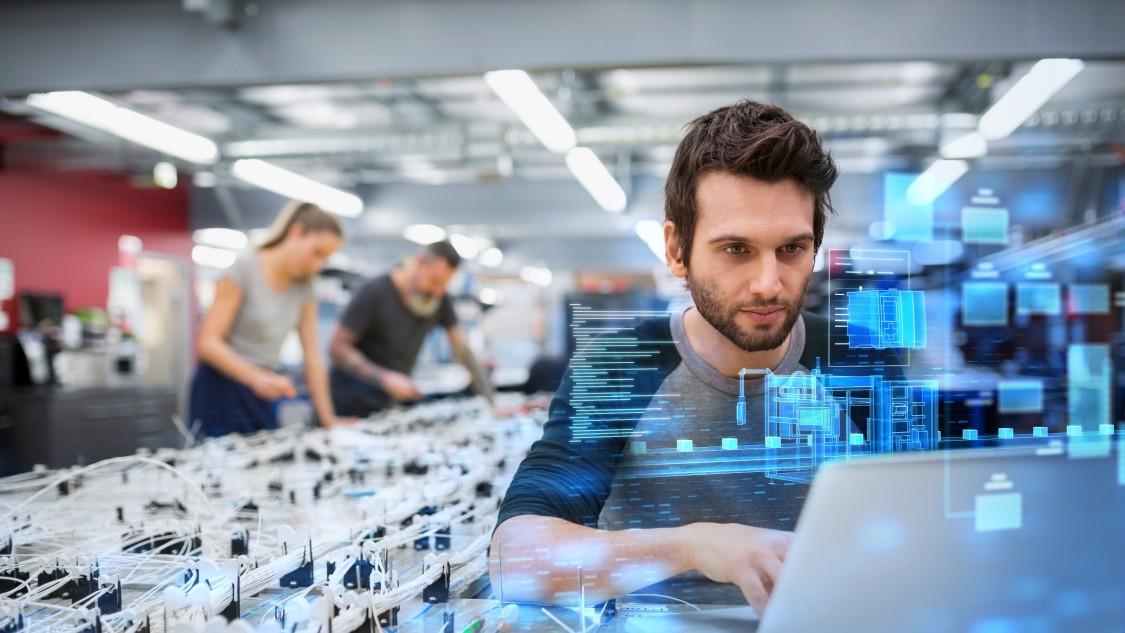 공정 산업용 디지털 엔터프라이즈