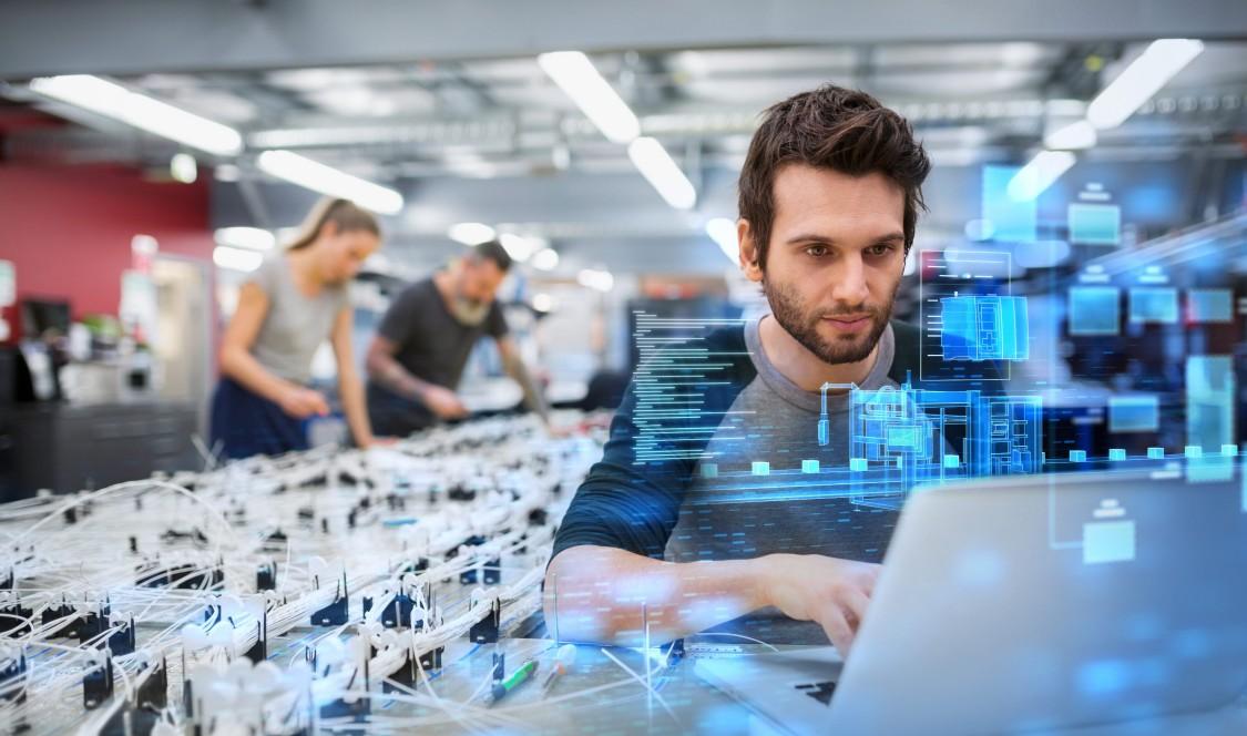 Програмний комплекс DigitalEnterprise для галузей дискретного виробництва