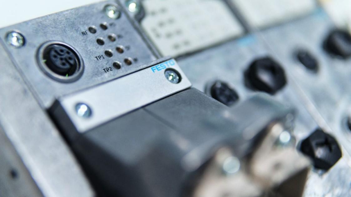 Клапаны для цифрового предприятия