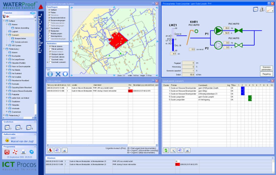 WinCC OA Map integration