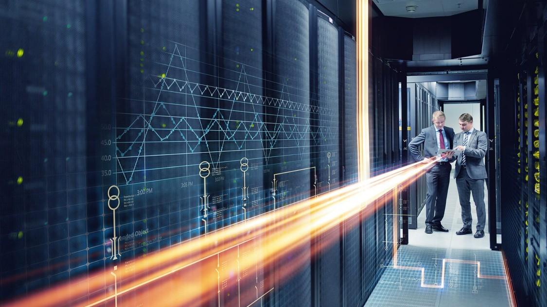 Data center smart solutions