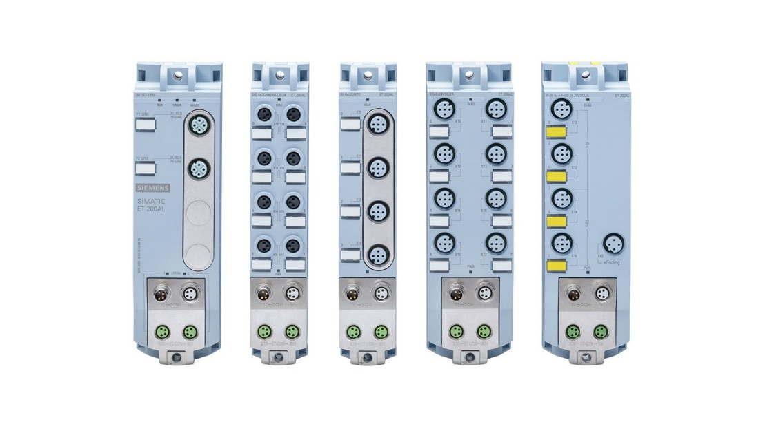 SIMATIC ET 200AL mit Safety Integrated