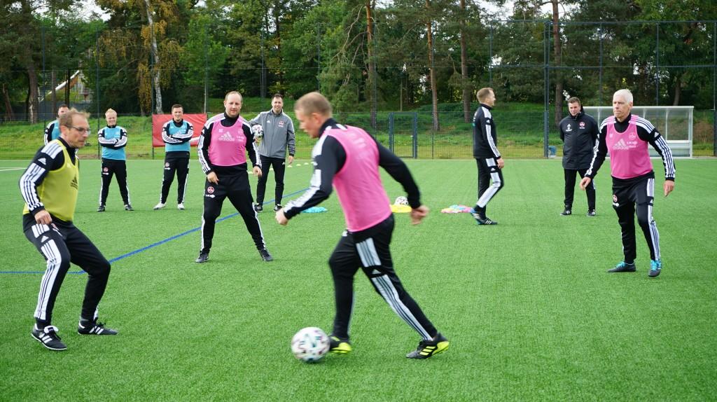 1. FC Nino: Spieler