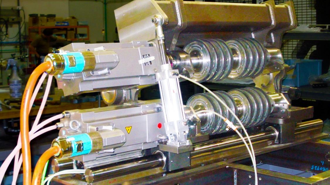 simotics s servomotors - printing application