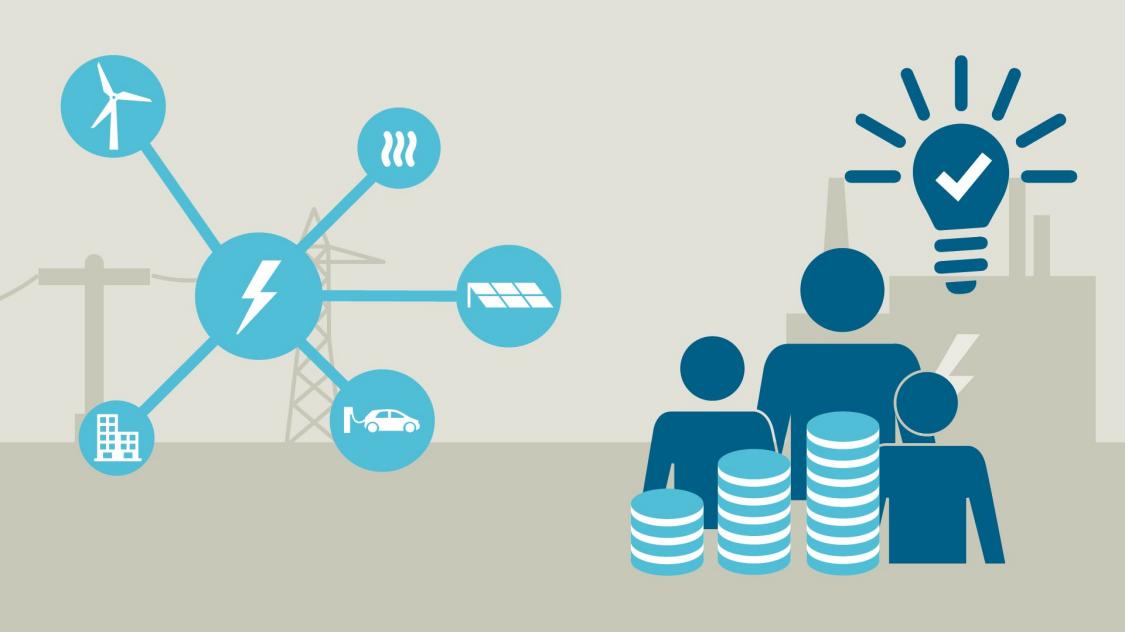 Sektorkopplung für Stadtwerke und Verteilnetzbetreiber