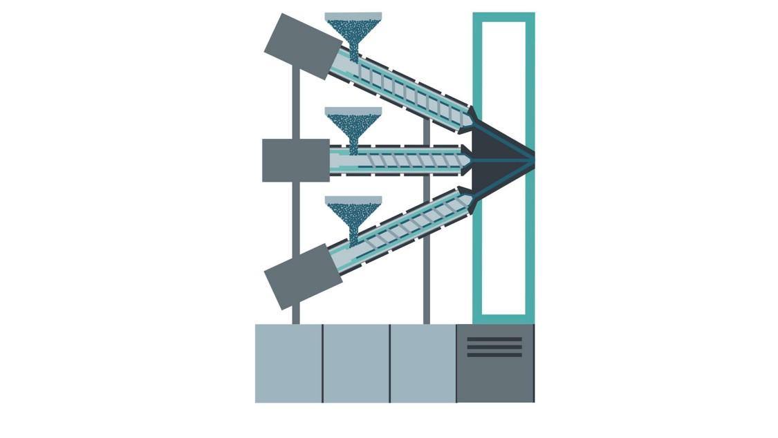 Extrusion machines