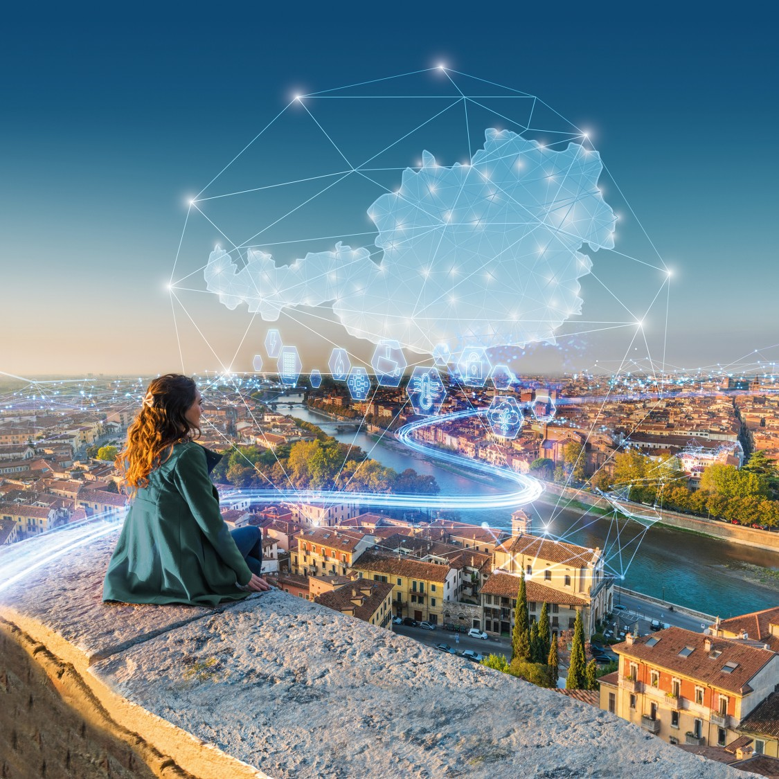 Smart Infrastructure– Future inside