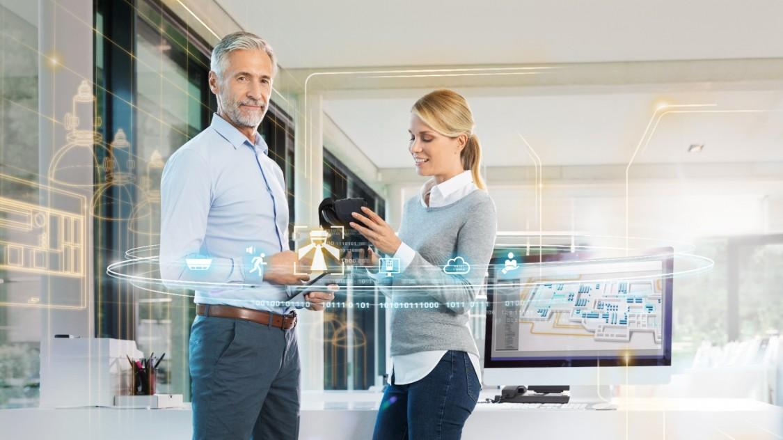 Blusoplossingen van Siemens
