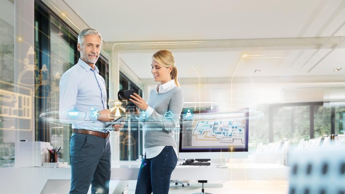 Siemens Gebäudetechnik | Brandschutz | Löschung
