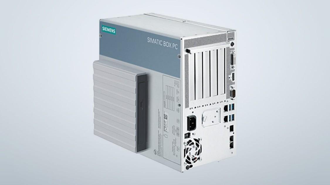 Высокопроизводительные ПК SIMATIC IPC827D