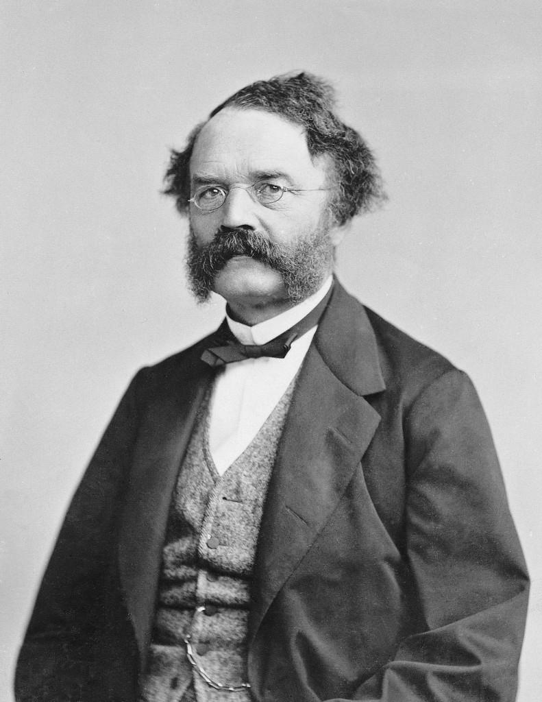 Werner von Siemens, um 1872