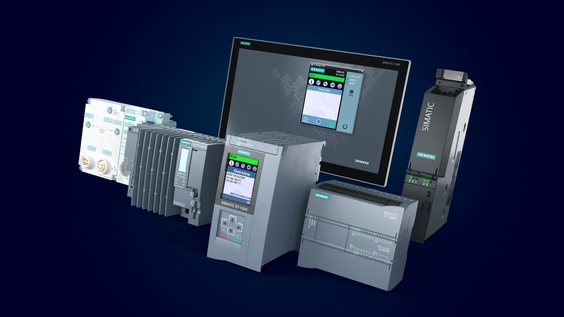 The right SIMATIC controller for a variety of applications