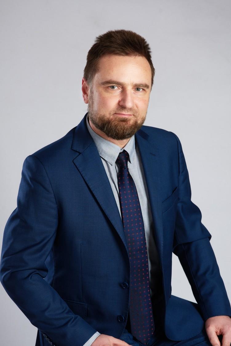 Paweł Drozdowski, dyrektor ds. technicznych w firmie Desitech
