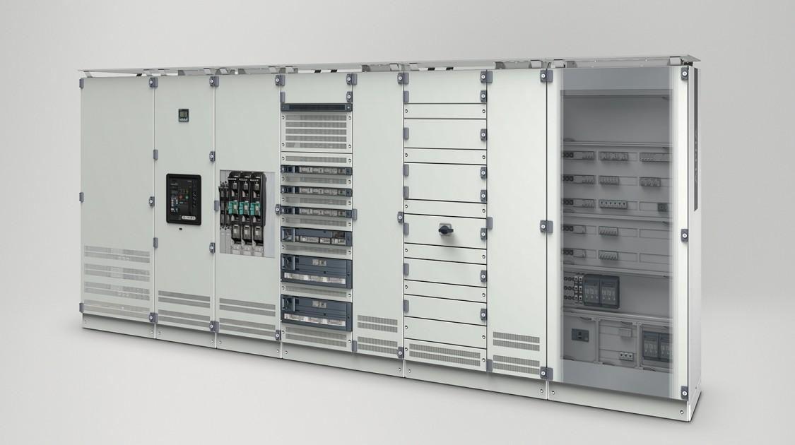 Energieverteilung - ALPHA 3200