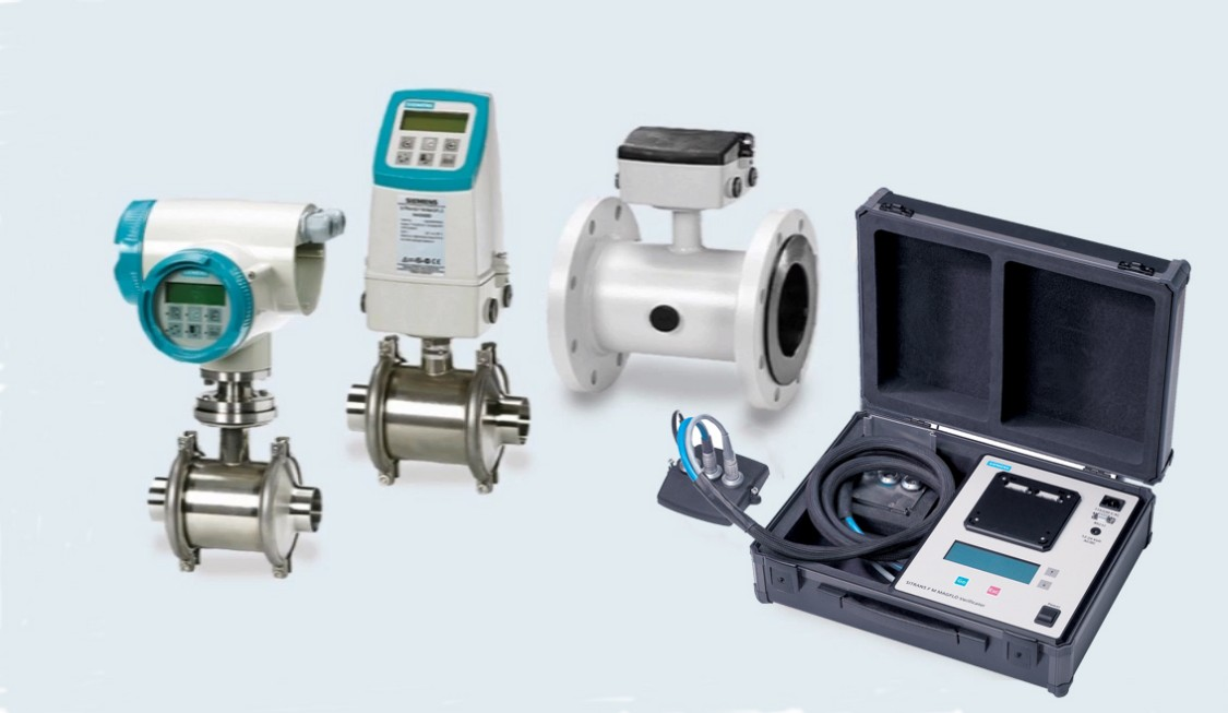 magnetic flow meter verification