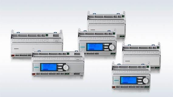 Контроллеры Climatix C600