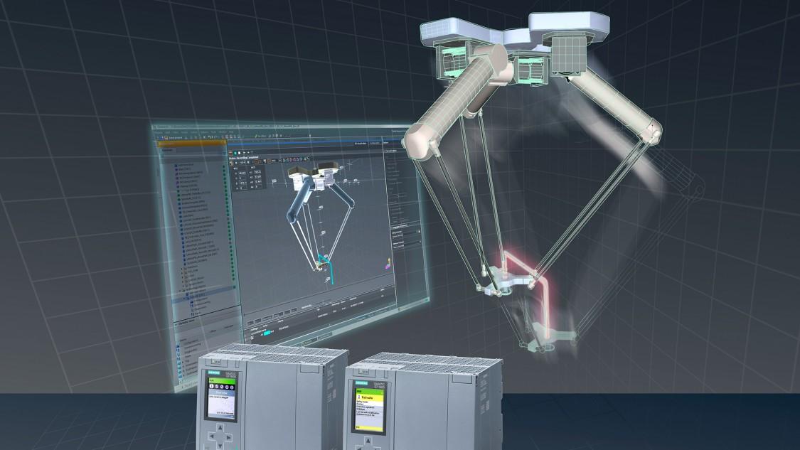Simulation und Testen von Kinematik Anwendungen