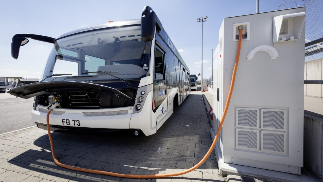 eBus charging systems