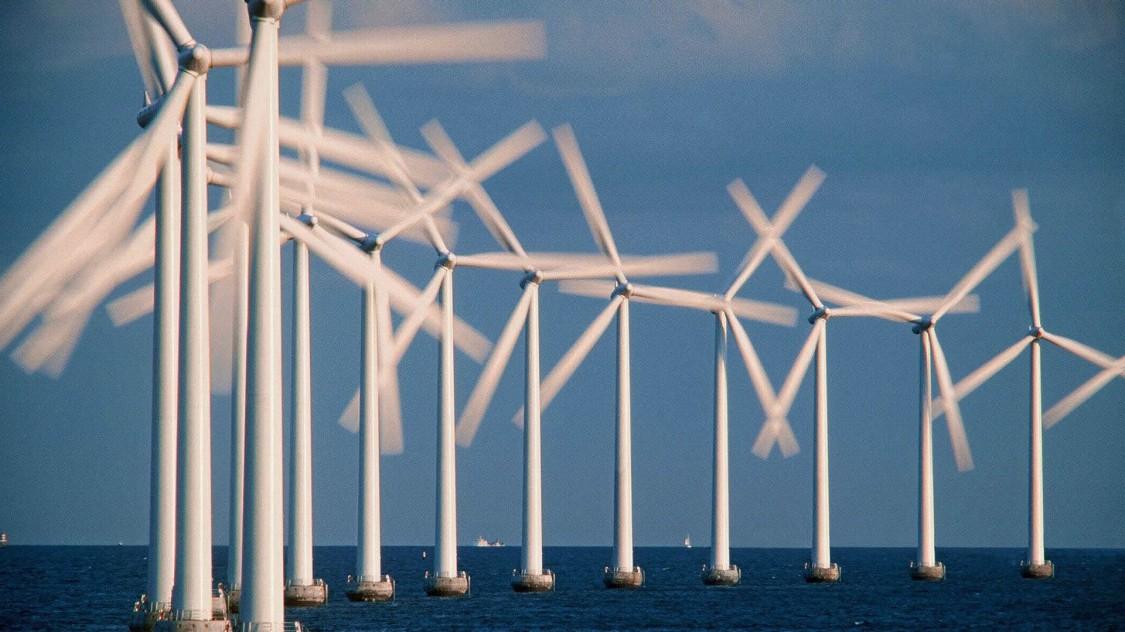 Generación de energía renovable – La turbina de viento de Gamesa, 2017