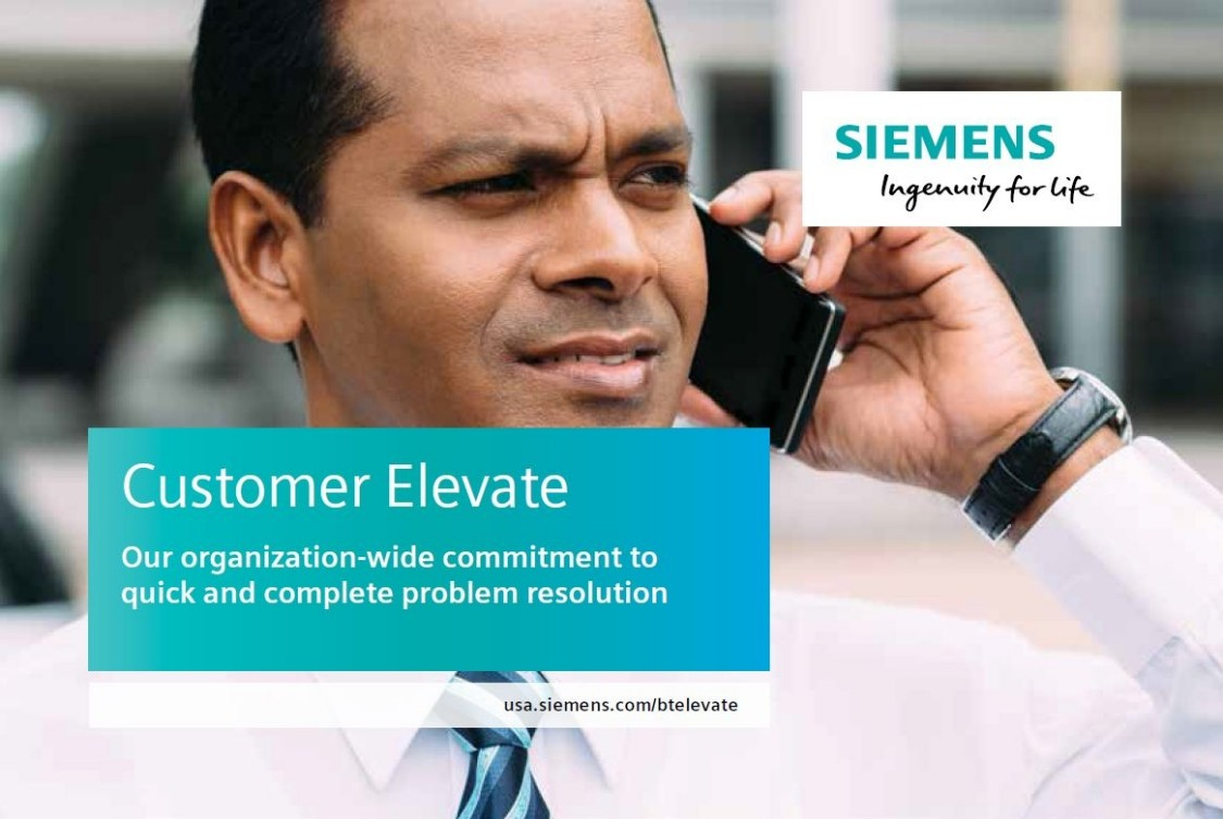 Customer elevate