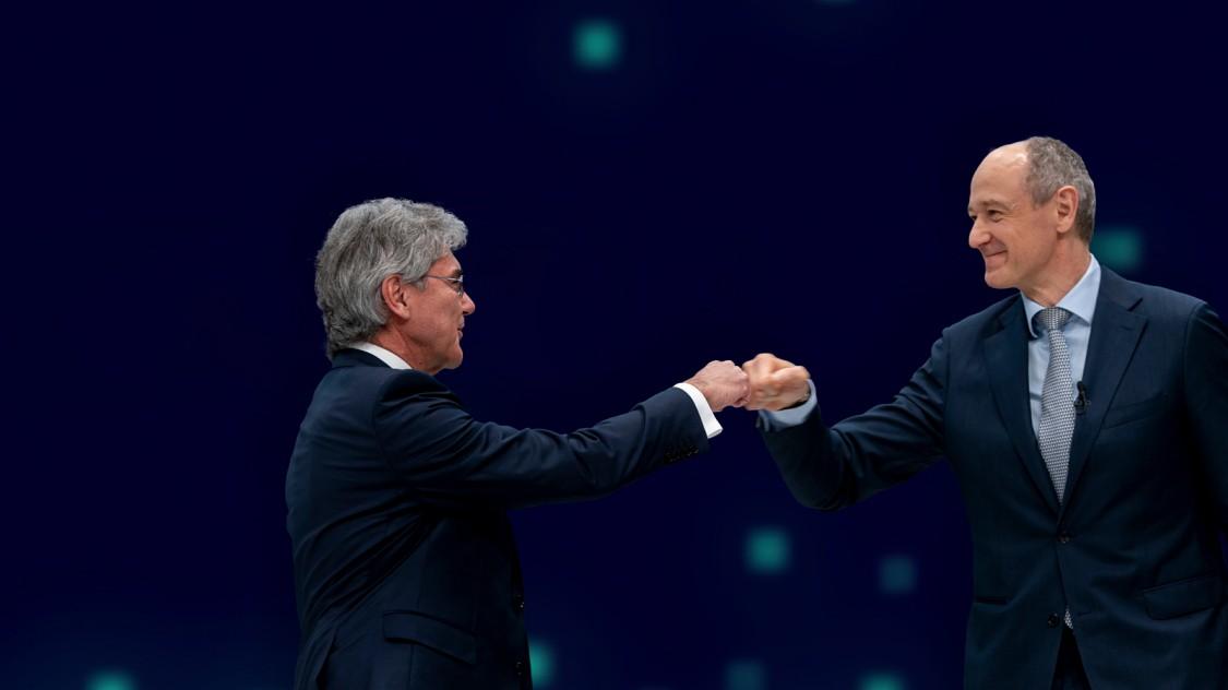 ローランド・ブッシュ、社長兼CEOに就任 ジョー・ケーザーの後継者として