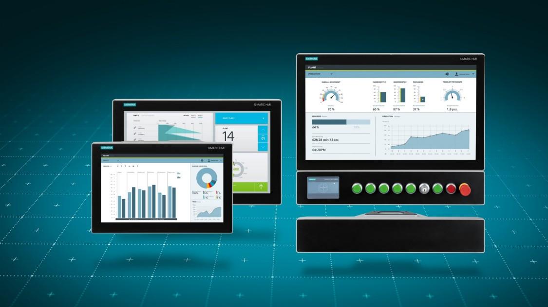 SIMATIC HMI PRO devices