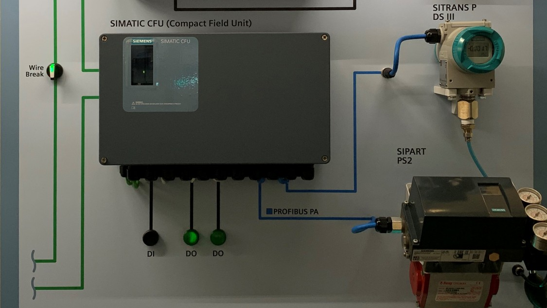 USA | PCS 7 distributed control system for digitalization