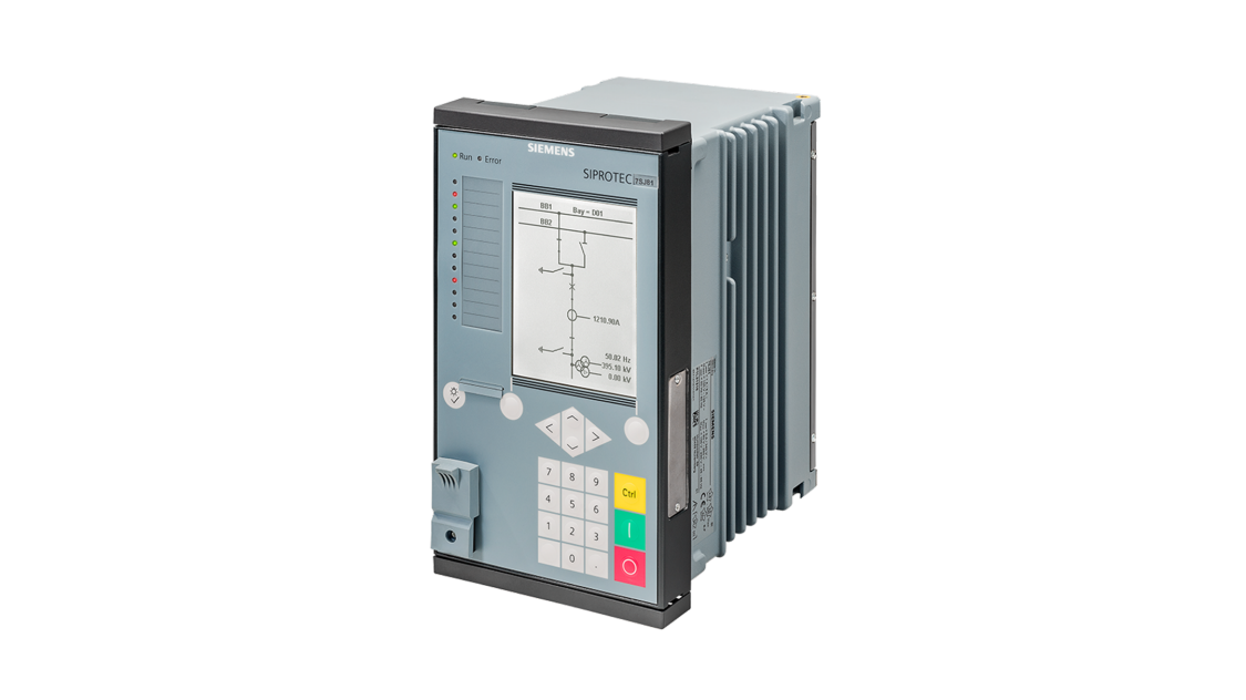 Overcurrent and feeder protection – SIPROTEC 7SJ81