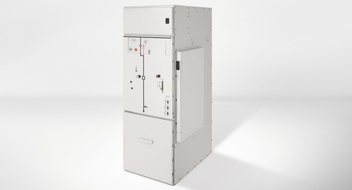 Medium-voltage switchgear NXPLUS C Wind