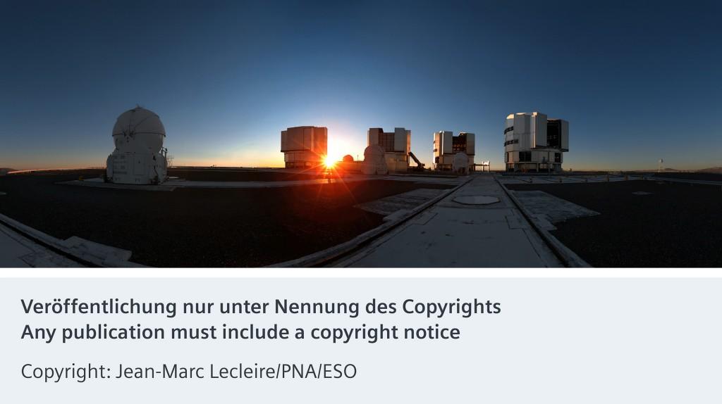 Strom für den Blick in den Weltraum: Siemens liefert Netzstationen an Observatorium