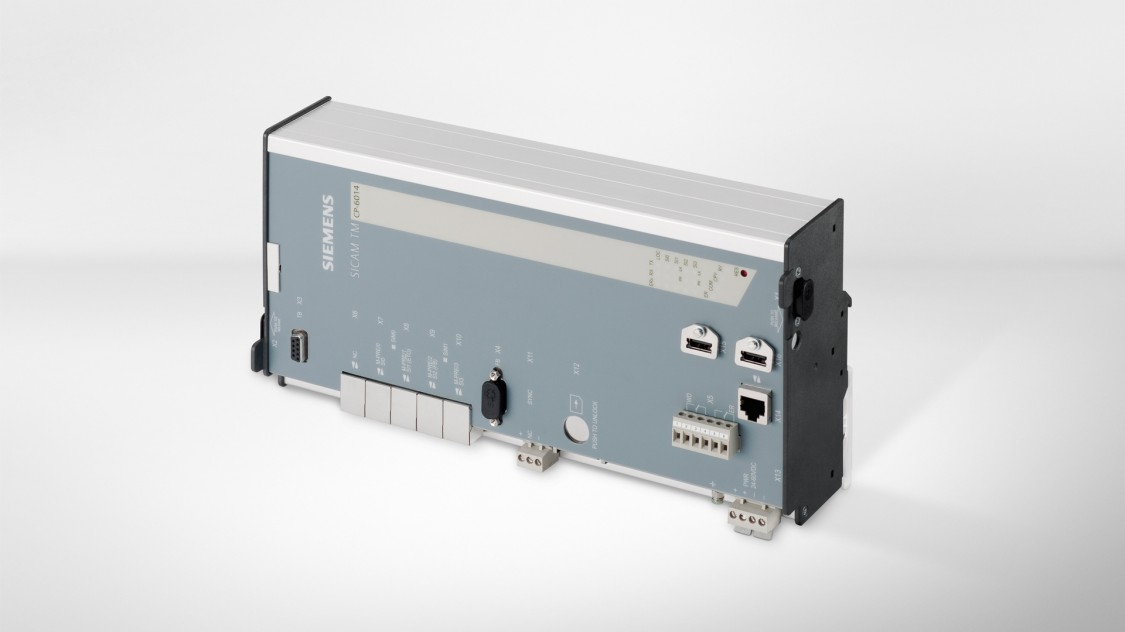 SICAM Microgrid Controller