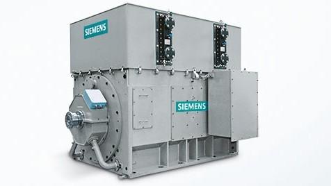 Високовольтні електродвигуни SIMOTICS серії HS-modyn