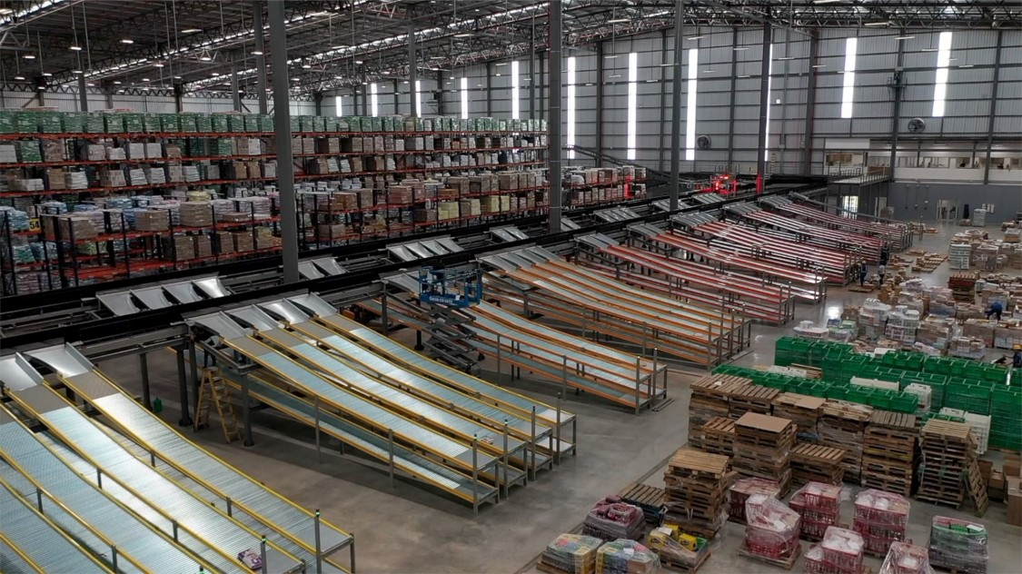 sector logistica digitalizacion