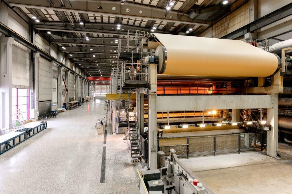 Stora Enso, Skoghall Mill, KM8, board machine 8