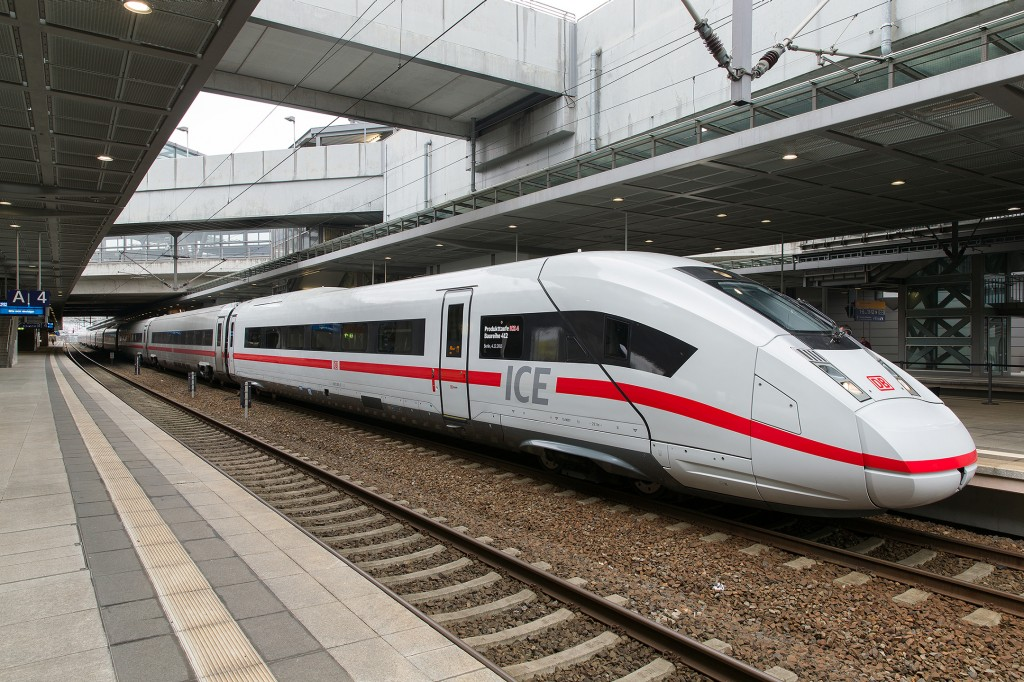 Train naming in Berlin: The ICE 4 is coming!