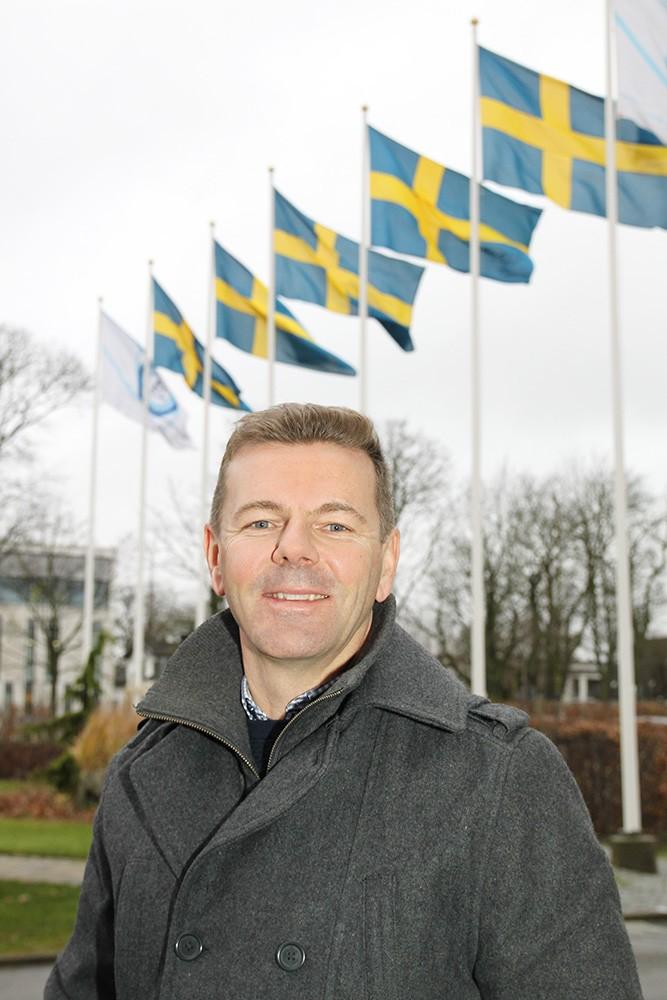 Mattias Abrahamsson, produktägare för Production Control på Tetra Pak.