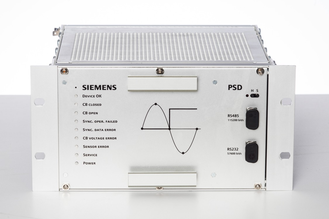 Figure 4: Siemens PSD02 Device
