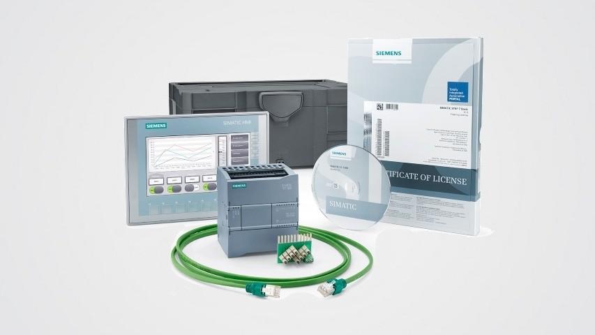 Portál akčních nabídek a startovacích balíčků Siemens Industry Promo.