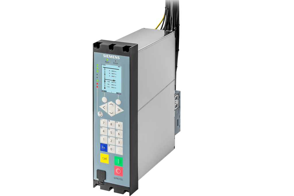 With its compact size, high number of inputs and outputs and universal range of functions, Siprotec 5 Compact can be configured to meet individual requirements for the protection of feeders and motors.