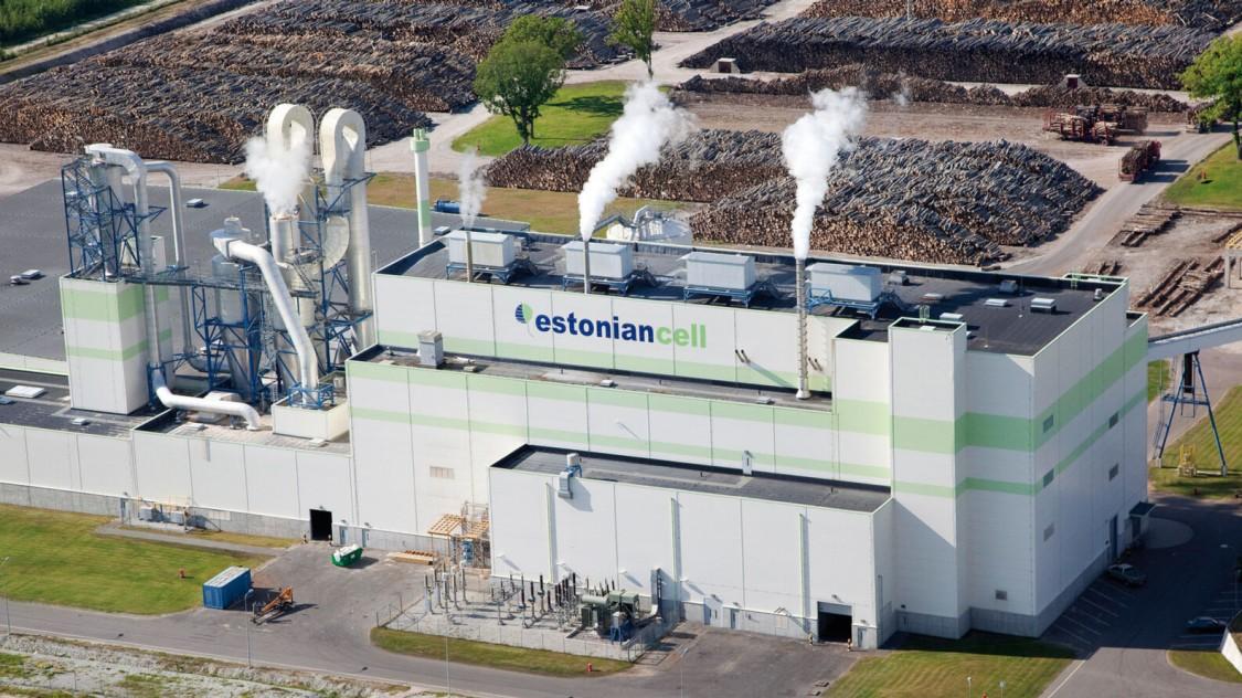 Estonian Cell - Zentrale Produktionshalle