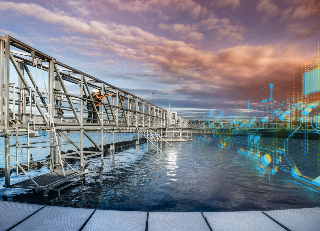 Flow measurement for wastewater