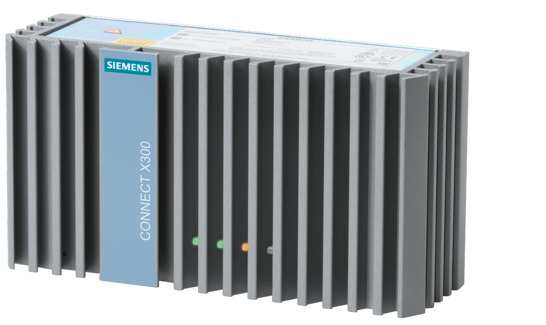 siemens building products cloud gateway X300