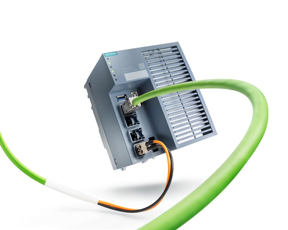 Automationsnytt Hållbar nätverksoptimering med SCALANCE LPE9403 för moln- och Edge-applikationer