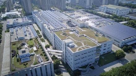 位于苏州高新区的苏州西门子电器有限公司。