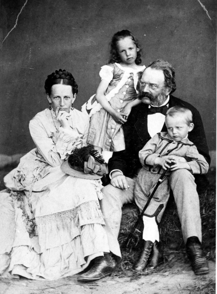 Familie Werner von Siemens