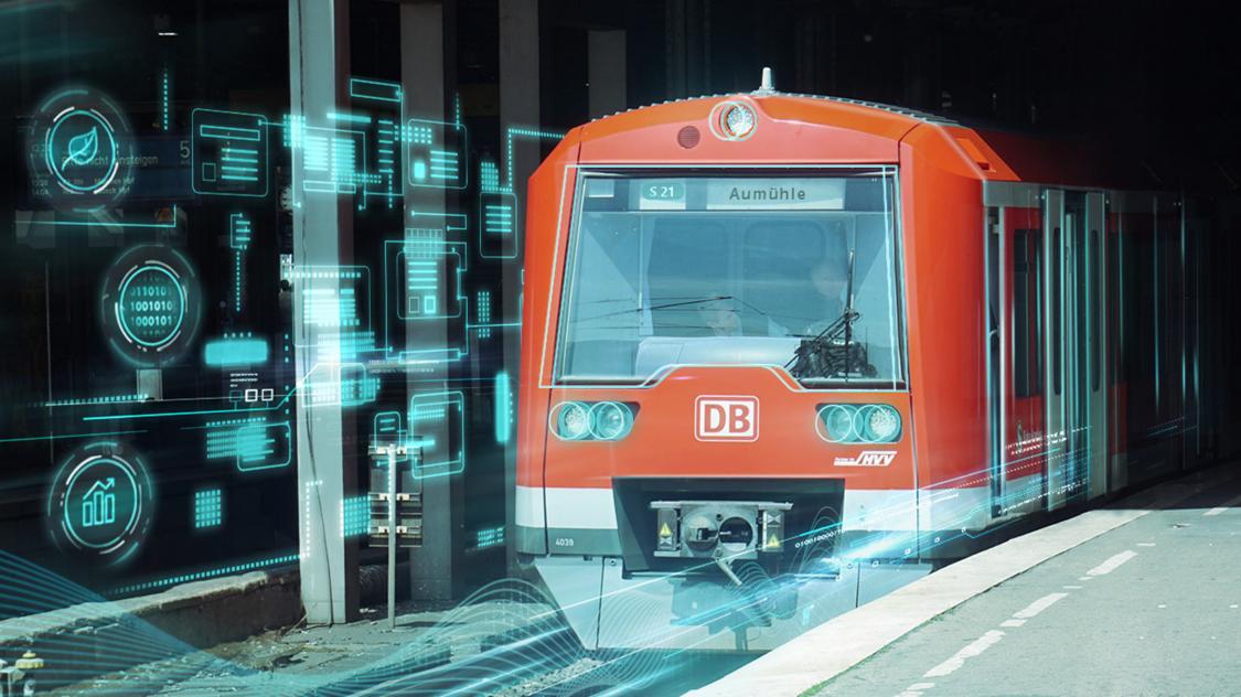S-Bahn in Hamburg wird digital