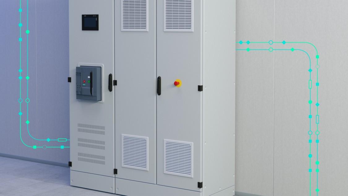Системы шкафов SIVACON 8MF1